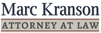 Marc Kranson Logo